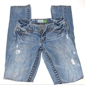 Aeropostale Skinny Jeans Regular SZ 0